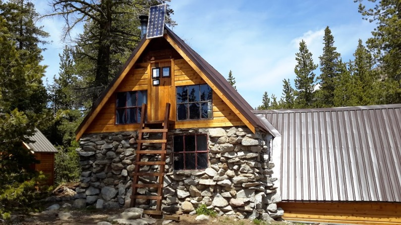 Sierra club hut
