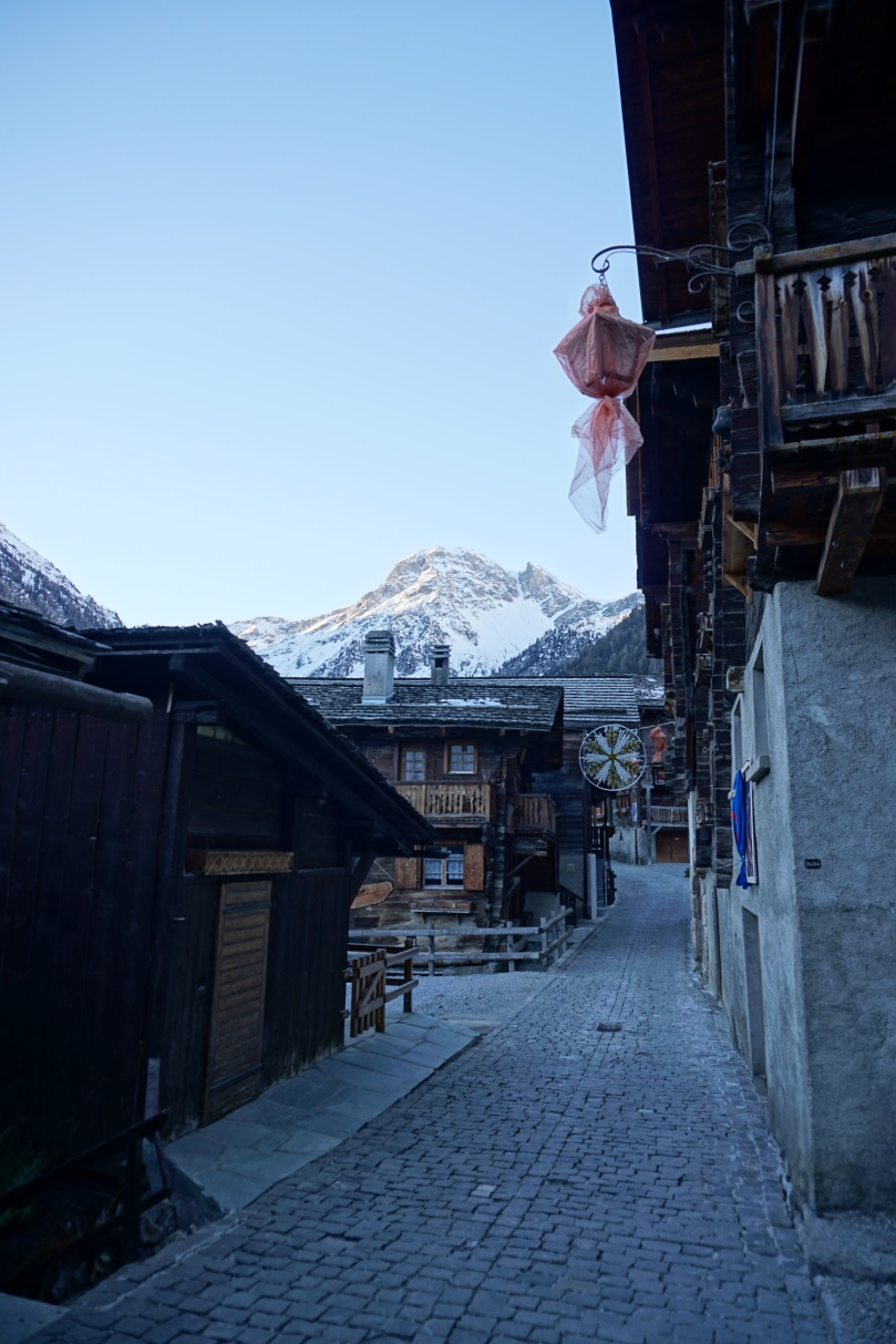 grimentz-village