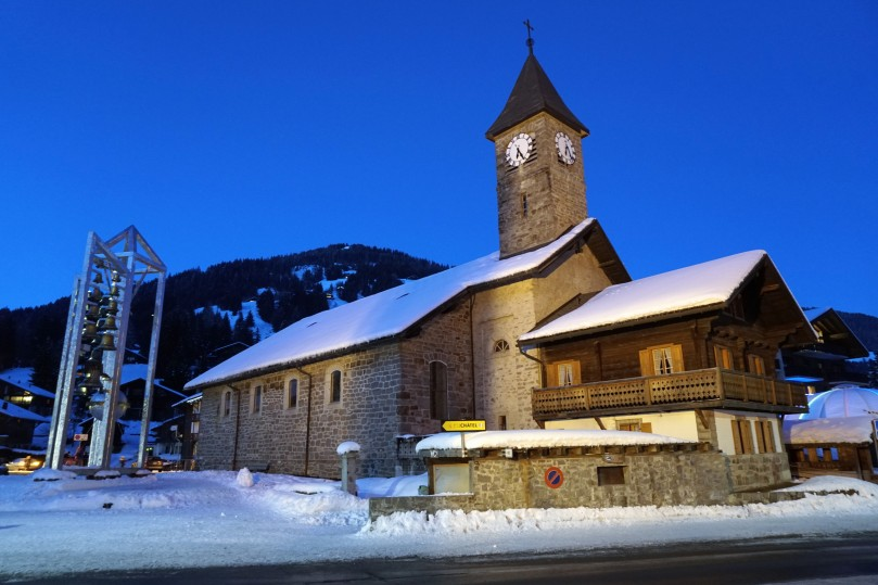 morgins-church