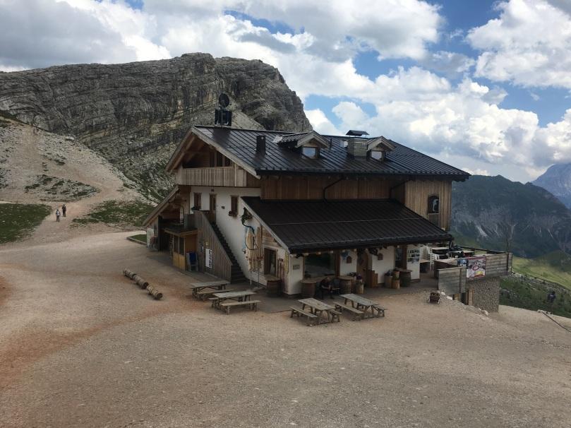 Dolomites Averau